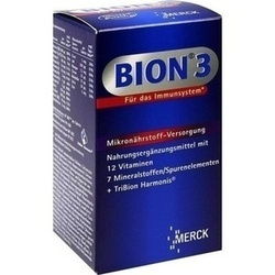 BION 3 MULTIVITAMIN TABL