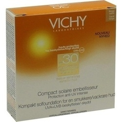 VICHY CAP SOL MAKE UP GOLD